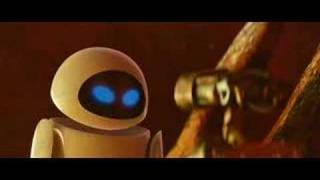 Wall-E 3D Animation Movie Trailer