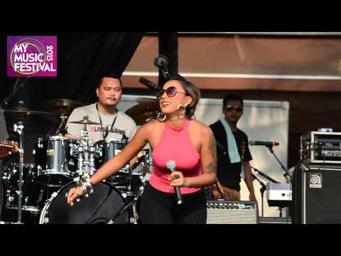 9 Lives Band at My Music Festival 2015 Malaysia