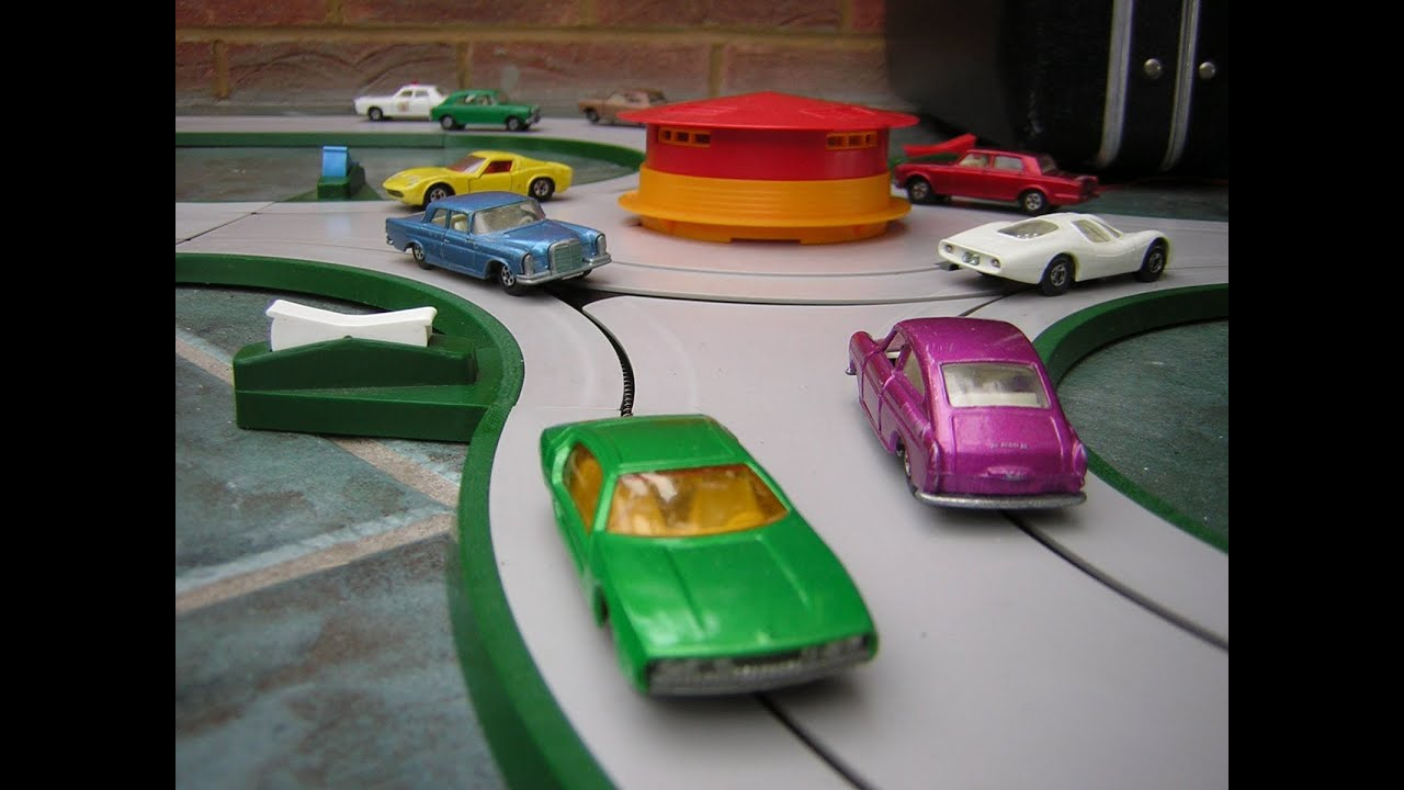 Old School Toy Cars