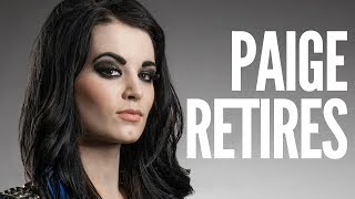 download lagu Paige Forced To Retire Due To Injury? Going In gratis
