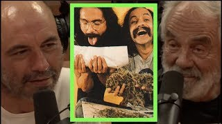 Tommy Chong on Being One of the First Famous Stoners | Joe Rogan