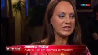 Geistiges Heilen lernen. Heilerin Annette Müller im Fernsehen
