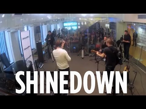 """Shinedown """"Bully"""" (Acoustic) and Interview // SiriusXM // Artist Confidential"""