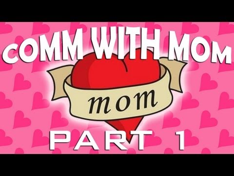 Comm with Mom Part 1 - Moving, Childhood, and More (MW3 Dual Commentary)