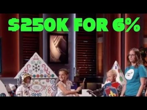 Shark Tank 250K For 6% With Only 330K In Sales! Best Of Shark Tank