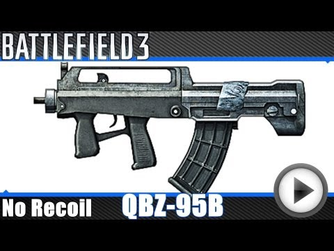 Battlefield 3 - QBZ No Recoil Macro (Mouse X7)