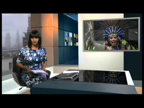 ITV News London - (Evening Bulletin) - 25th August 2014