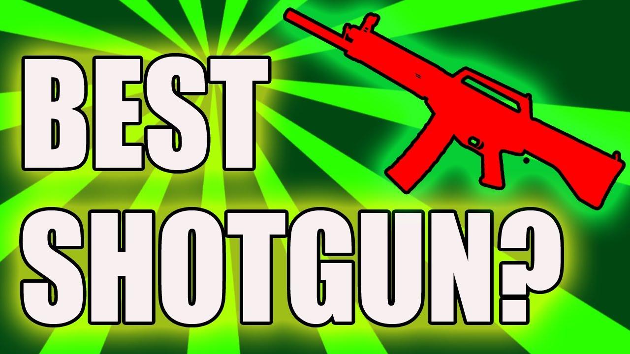 Shotgun Mw3 Mw3 Best Shotgun in Modern