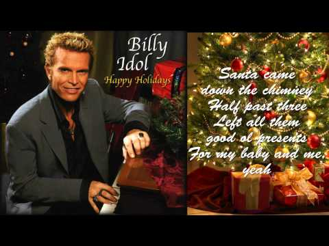 Billy Idol - Merry Christmas Baby