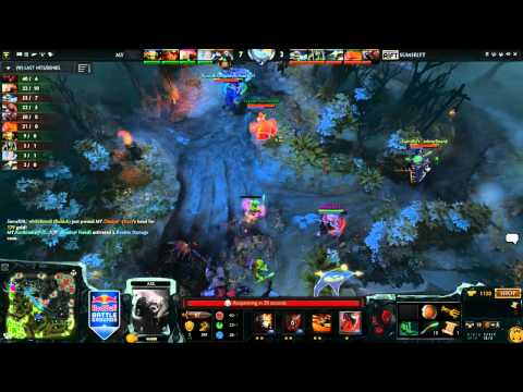 Malaysia vs Summers Rift #2, RedBull GrandFinals Day 1