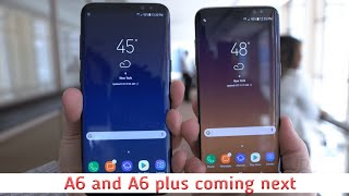 Samsung Galaxy A6 A6 Plus 2018 You Need To Know