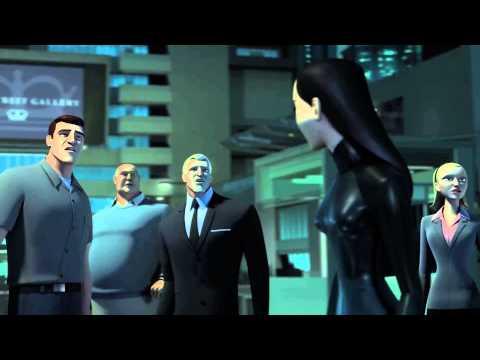 "BEWARE THE BATMAN ""Instinct"" Clip 1 Episode # 11 Cartoon Network DC COMICS NATION Animated TV Series"