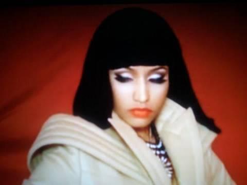 Nicki Minaj - Your Love Video Makeup Inspired Tutorial