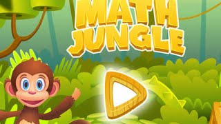 Math Jungle : Grade 1 - best app videos for kids - Philip