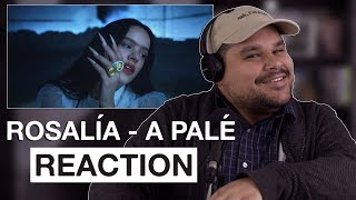 ROSALÍA - A Palé (Official Video) (Reaction)