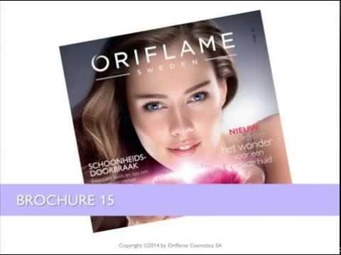 Oriflame Brochure 15 - 2014