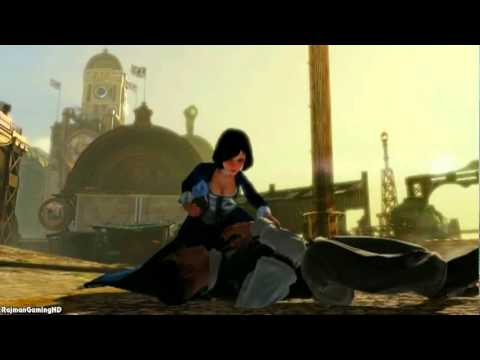 BioShock - Infinite VGA 2011 Trailer TRUE-HD QUALITY