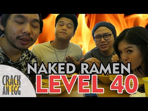 Cobain Naked Ramen Level 40!! Ft. Cowokrakus