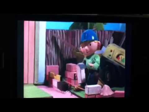 Bob the builder intro(english)