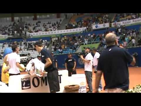 BRASIL OPEN mayer x ferrero final