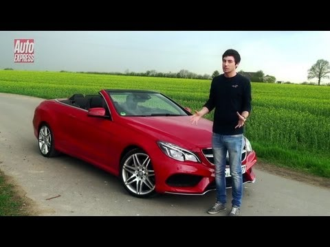 Mercedes E-Class 2013 Cabriolet review - Auto Express