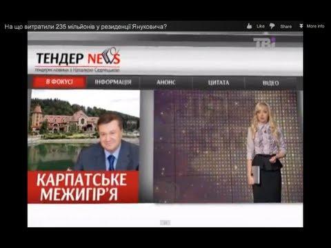 Секрети Карпатського Межигір'я - розслідування ТВі