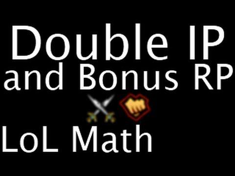 bonus rp