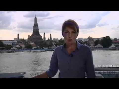 Thailand Floods  Bangkok Lives At Mercy Of Chao Praya, The River Of Kings   World News   Sky News