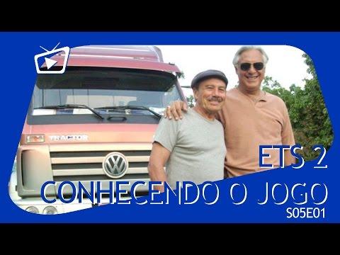Euro Truck Simulator 2 - Conhecendo o game [S05E01]