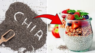 Benefits of Adding Chia Seeds to Smoothies   Healthy Living Tips