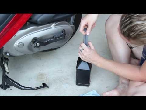 Genuine Buddy - Final Drive / Transmission / Gear Oil Change