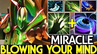 Miracle- [Rubick] Blowing Your Mind Master Steal Skill 7.21 Dota 2
