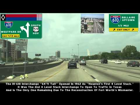 I-69 US-59 Southwest Freeway Houston, TX