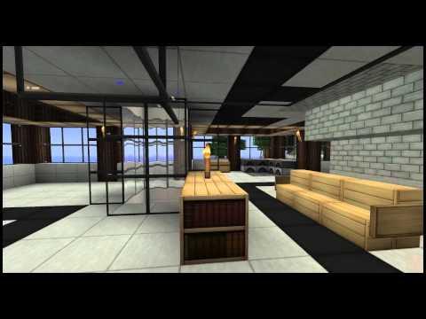 Utopia Island - Minecraft Cinematic Tour
