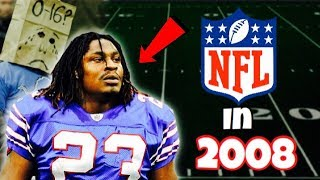 The NFL 10 Years Ago