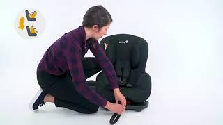 Safety 1st Gr 0/1 Sweetsafe car seat instruction video