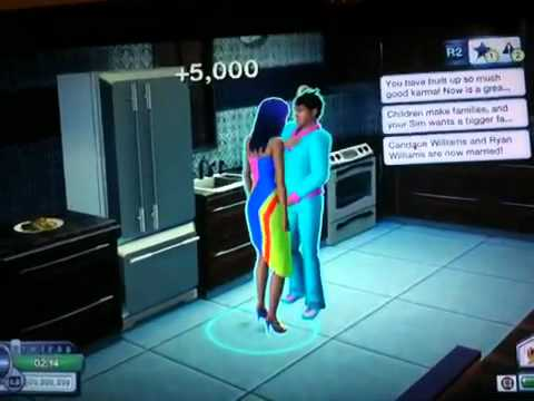 how to get married sims 3 pets