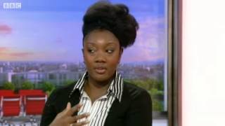 BBC News   Former girl gang member   #039;I took my anger to the streets #039; mp4 2