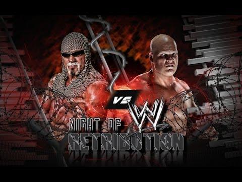 Scott Steiner vs Kane - WWE VS TNA - Night of retribution