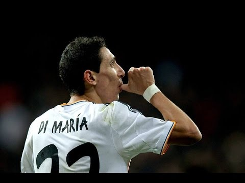 Angel di Maria ▶ Goodbye Real Madrid l 2014 HD