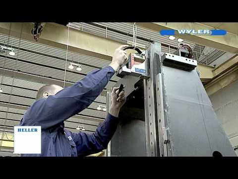 Passion for precision - The corporate movie of  Wyler AG/Heller AG