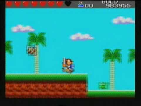 GLRC - Wonder Boy III: The Dragon's Trap (SegaMasterSystem)