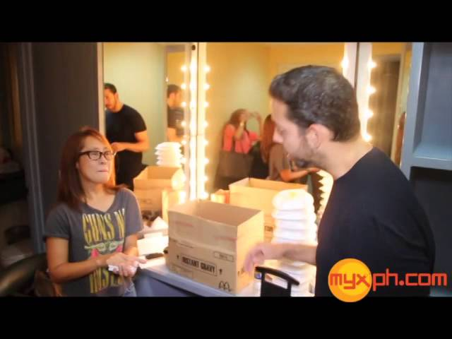 DAVID BLAINE Wows MYX With His Mind-Blowing Magic Trick!