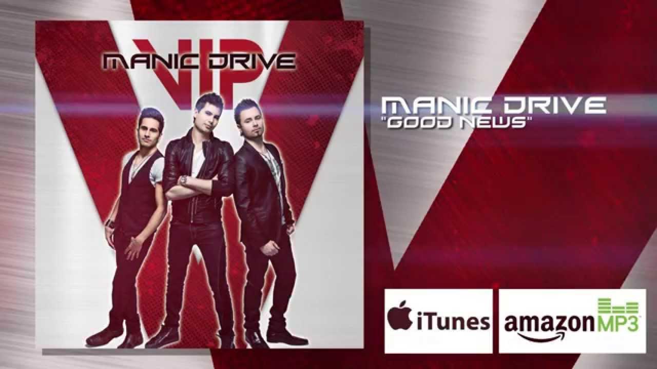 Epic Manic Drive Manic Drive Good News 2014