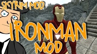 Mods of... Skyrim - IronMan Mod!