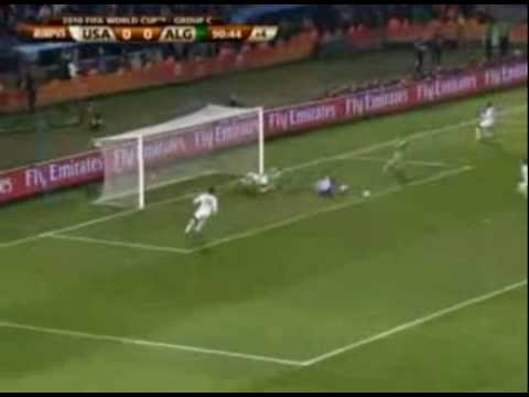 Donovan winner against Algeria (ESPN Radio feed)