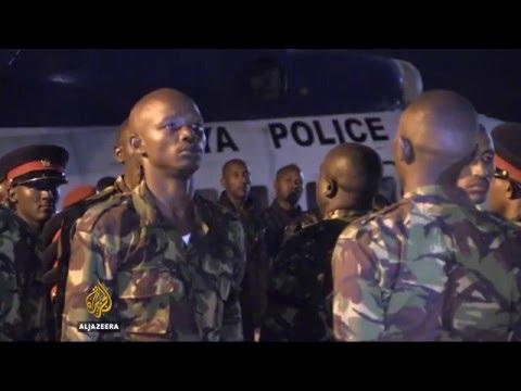 Kenyan troops launch assault against al-Shabab