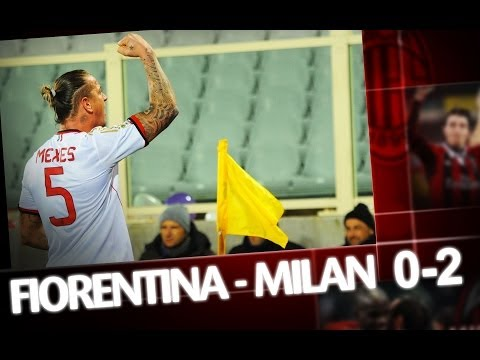 AC Milan | Fiorentina-Milan 0-2 Highlights