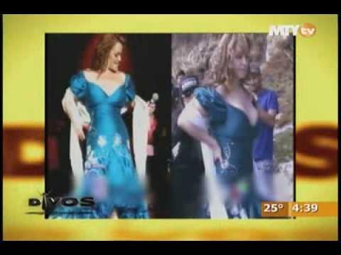 Vestido de Jenni Rivera Controversia