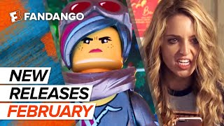 New Movies Coming Out in February 2019 | Movieclips Trailers